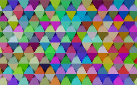 modish: abstract colorful geometric background, abstract background