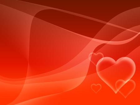 Antecedentes de San Valentín de los corazones rosado abstracto. Papel pintado del día de St.Valentine. Telón de fondo del corazón de vacaciones Foto de archivo - 50365709