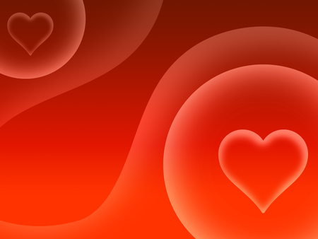 corazon: Valentine Hearts Abstract Pink Background. St.Valentines Day Wallpaper. Heart Holiday Backdrop
