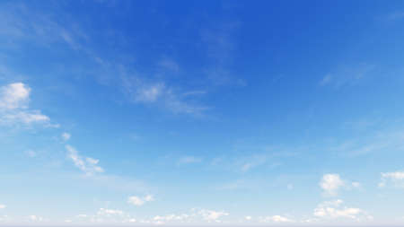 cumulus: Cloudy blue sky abstract background, blue sky background with tiny clouds, 3d rendering