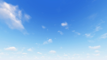 cumulonimbus: Cloudy blue sky abstract background, blue sky background with tiny clouds, 3d rendering
