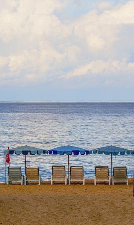 Karon Beach and Morning Light  Phuket Thailand
