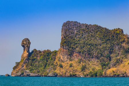 Chicken Island or Koh Kai in the local name Reklamní fotografie