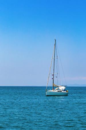 Alles über die Meeresbildersammlung Blick auf Aktivitäten am Strand und am Meer