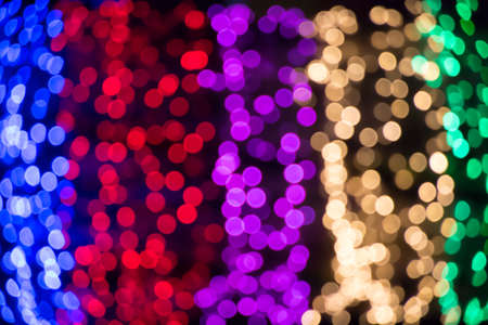 colorful: Colorful bokeh pattern background