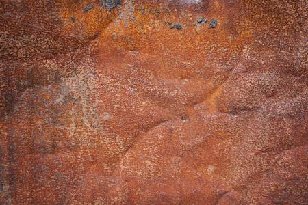 A rusty zinc board photo taken in Bogor Indonesia