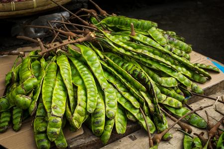 pete: petai exotic food bean photo taken in bogor jakarta indonesia