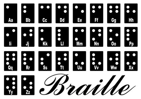 Braille Stock Photo - 5706817
