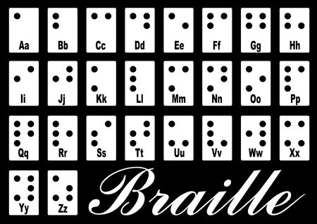 Braille Stock Photo - 5706818