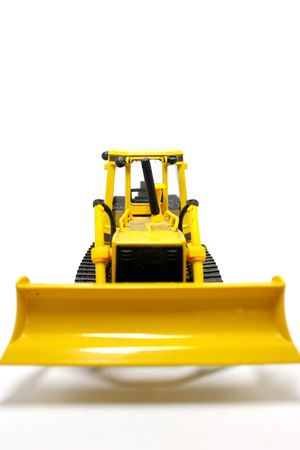 Traktor  Standard-Bild - 7375105