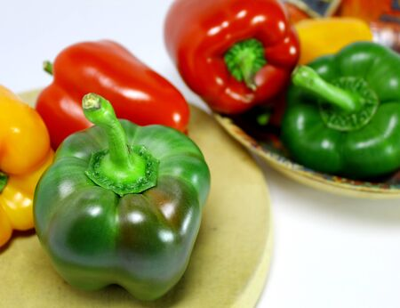 hot peppers photo