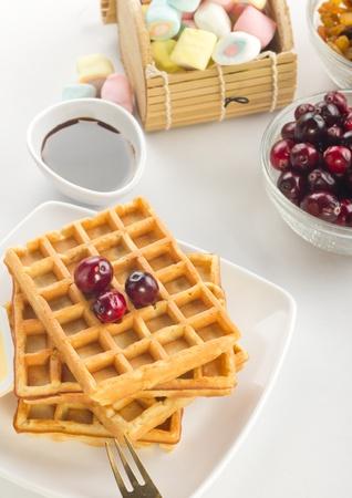 waffles  免版税图像