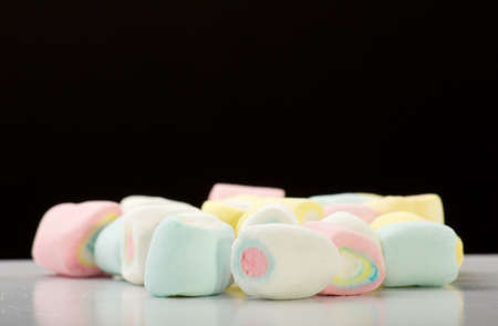 colorant: Marshmallows  Stock Photo