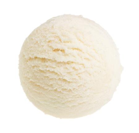 Ice cream isolated on white background Stock Photo - 14212927