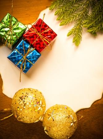 Christmas background Stock Photo - 16770358