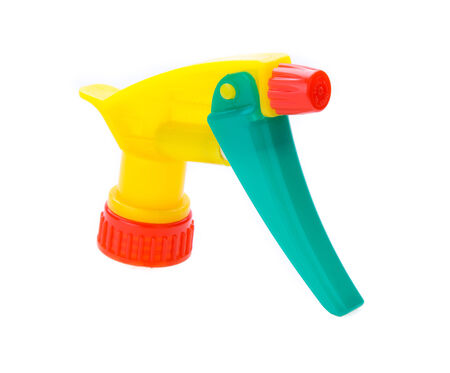 Spray Nozzle Cleaner Plastic Bottle photo