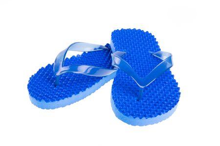 flip flops: Flip Flops Isolated on White background