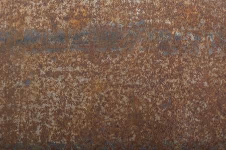 Rusted metal texture background Imagens