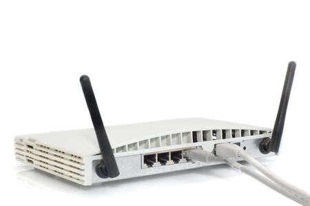 Wireless CableDSL Router photo