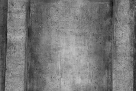 Background: Concrete wall in close up