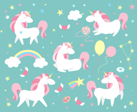 Unicorn character set.