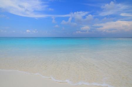Mooi strand bij Tachai island, Thailand Stockfoto