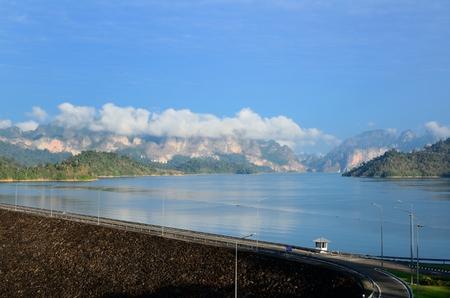 Ratchaprapa Dam, Thailand