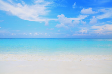 Mooi strand bij Tachai island, Thailand Stockfoto - 47195978
