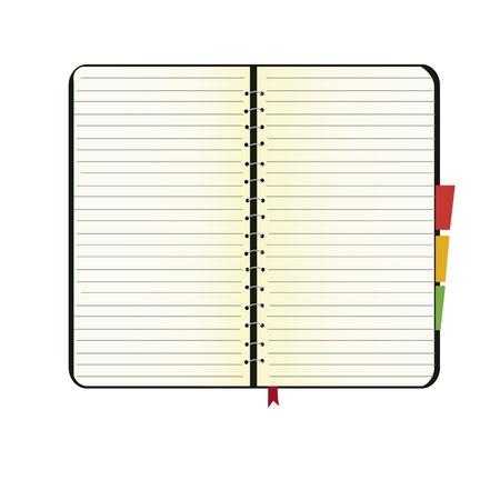 Agenda  Stock Vector - 13111225