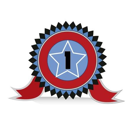 Medalla Stock Vector - 13111228