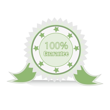 Guarantee Stock Vector - 13111229