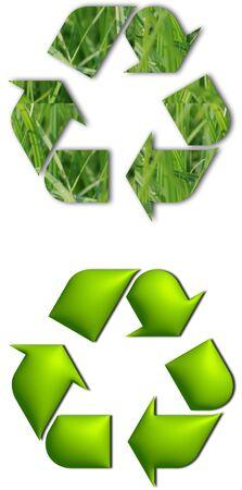 verde: Reciclaje