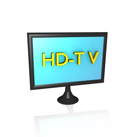 hdtv: an 3d hdtv screen