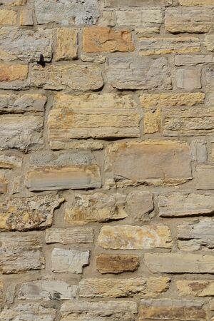 grey brick texture photo
