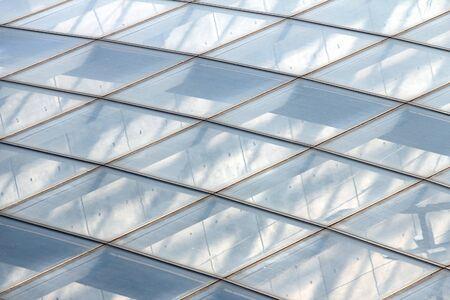 glasshouse: glasshouse building