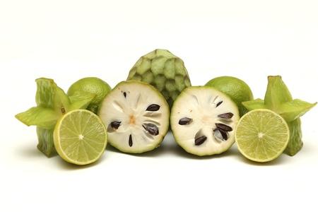 chirimoya: exotic fruits