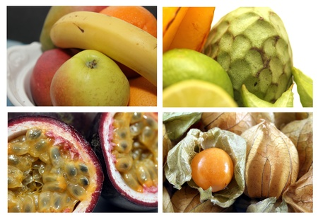 fruit collection 1 Stock Photo - 13165169