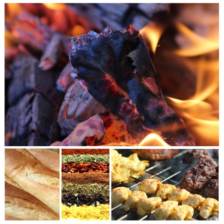 beautiful barbecue collage 1