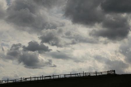 wheater: sky fence