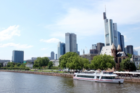 Frankfurt am Main Cityscape photo