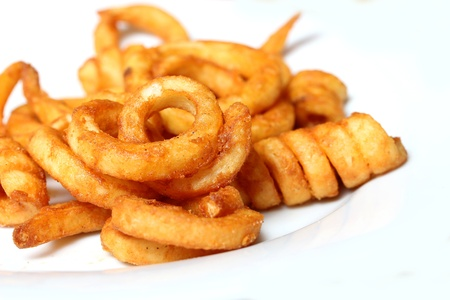 curly frietjes