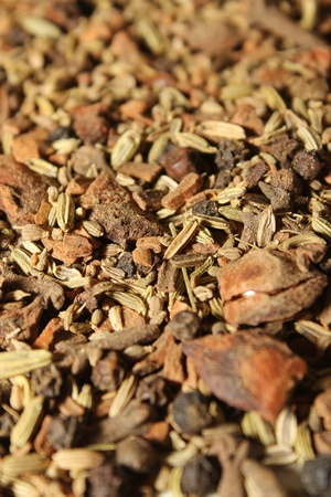 oriental spice mix photo