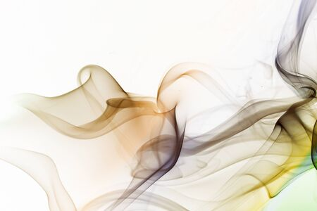 abstract colored smoke background photo