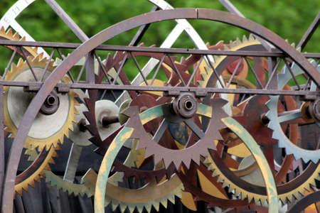 maschine: different steel gears