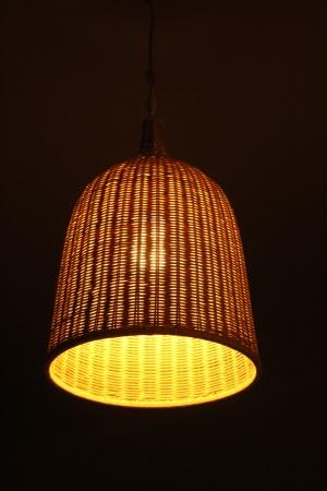 lampekap: oude lampenkap