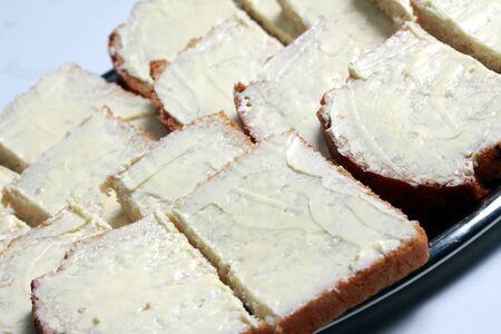 buttery: plain buttery breads