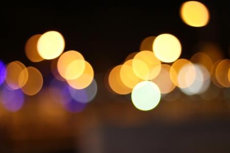 stad bokeh achtergrond