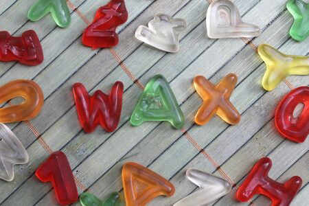 sweet letters wax photo