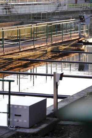 modern sewage plant Stock Photo - 16458597