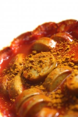 supermarket currywurst photo
